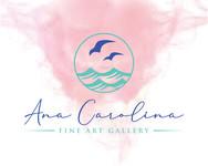Ana Carolina Fine Art Gallery Logo - Entry #79