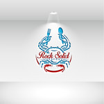 Rock Solid Seafood Logo - Entry #214
