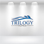 TRILOGY HOMES Logo - Entry #130