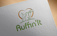 Ruffin'It Logo - Entry #156
