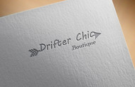 Drifter Chic Boutique Logo - Entry #190