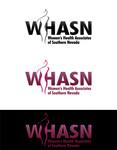 WHASN Women's Health Associates of Southern Nevada Logo - Entry #41