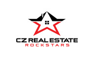 CZ Real Estate Rockstars Logo - Entry #66
