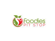 Foodies Pit Stop Logo - Entry #78