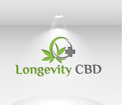 Longevity CBD Logo - Entry #148
