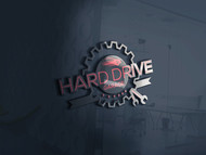 Hard drive garage Logo - Entry #36
