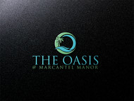 The Oasis @ Marcantel Manor Logo - Entry #106