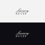 Luxury Builds Logo - Entry #113