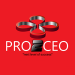 PRO2CEO Personal/Professional Development Company  Logo - Entry #97