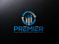 Premier Accounting Logo - Entry #421