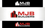 MJB BUILDERS Logo - Entry #37