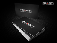 Priority Building Group Logo - Entry #115