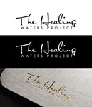 The Healing Waters Project Logo - Entry #21