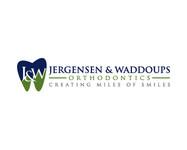 Jergensen and Waddoups Orthodontics Logo - Entry #39