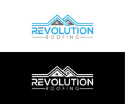 Revolution Roofing Logo - Entry #121