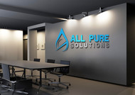 ALL PURE SOLUTIONS Logo - Entry #14