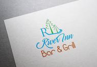 River Inn Bar & Grill Logo - Entry #87