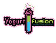 Self-Serve Frozen Yogurt Logo - Entry #35