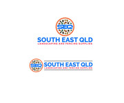South East Qld Landscaping and Fencing Supplies Logo - Entry #73