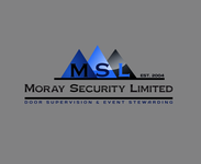 Moray security limited Logo - Entry #300