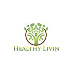 Healthy Livin Logo - Entry #363