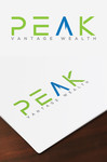 Peak Vantage Wealth Logo - Entry #256