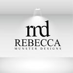 Rebecca Munster Designs (RMD) Logo - Entry #99