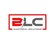 BLC Electrical Solutions Logo - Entry #18