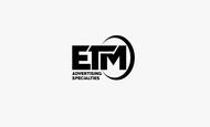 ETM Advertising Specialties Logo - Entry #153