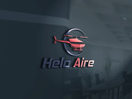 Helo Aire Logo - Entry #33