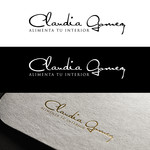 Claudia Gomez Logo - Entry #33