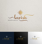 Lavish Design & Build Logo - Entry #91