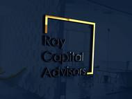 Ray Capital Advisors Logo - Entry #635