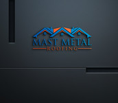 Mast Metal Roofing Logo - Entry #16