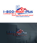 1-800-Roof-Plus Logo - Entry #171