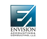 Envision Accounting & Consulting, LLC Logo - Entry #40
