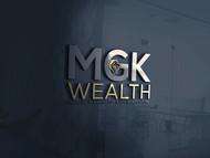 MGK Wealth Logo - Entry #334