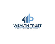 4P Wealth Trust Logo - Entry #174