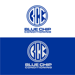 Blue Chip Conditioning Logo - Entry #236