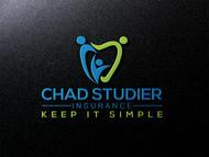 Chad Studier Insurance Logo - Entry #247