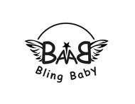 Ba Ba Bling baby Logo - Entry #135