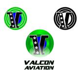 Valcon Aviation Logo Contest - Entry #148