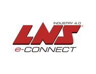 LNS Connect or LNS Connected or LNS e-Connect Logo - Entry #95