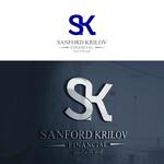 Sanford Krilov Financial       (Sanford is my 1st name & Krilov is my last name) Logo - Entry #278