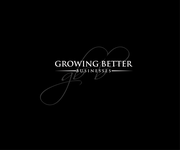 Growing Better Businesses Logo - Entry #65