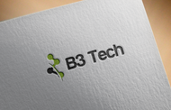 B3 Tech Logo - Entry #72