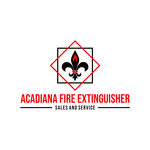 Acadiana Fire Extinguisher Sales and Service Logo - Entry #111