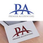 Premier Accounting Logo - Entry #10