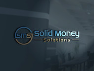Solid Money Solutions Logo - Entry #98