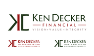 Ken Decker Financial Logo - Entry #163